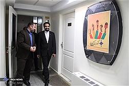 بازدید سرپرست اداره کل امور اداری دانشگاه آزاد اسلامی از ایسکانیوز