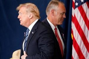 استعفاهای کابینه ترامپ ادامه دارد