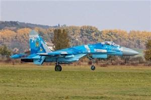 سقوط یک جنگنده اوکراینی / خلبان کشته شد