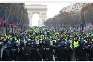 جلیقه زردها پدیده نادر اعتراض های سیاسی فرانسه
