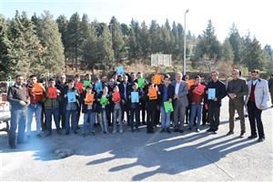 اجرای ویژه برنامه کار داوطلبانه برای کودکان و نوجوانان معلول در قطب گردشگری شرق تهران