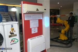 ربات تعمیرکار خط گرم  در شبکه انتقال برق