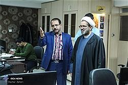 بازدید رییس پژوهشکده علوم اجتماعی و انقلاب دانشگاه آزاد اسلامی از ایسکانیوز