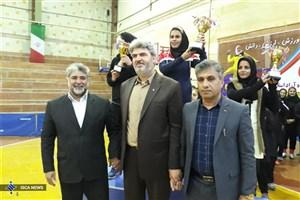 کهگیلویه و بویراحمد  قهرمان مسابقات هندبال کشوری دانشجویان دانشگاه آزاد اسلامی