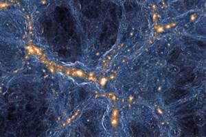 کشف ابر غلیظ دوران بیگ بنگ در فضا