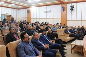 برگزاری اختتامیه هفته پژوهش در دانشگاه آزاد اسلامی واحد لاهیجان