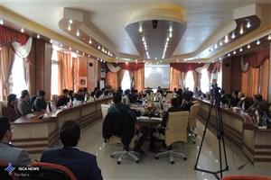 برگزاری سمینار آموزشی تخصصی تجهیزات حفاظت فردی به میزبانی واحد دهاقان