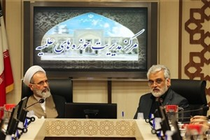 دکتر طهرانچی: از حضور اساتید حوزه علمیه در دانشگاه آزاد اسلامی استقبال می کنیم