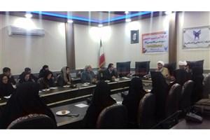 کارگاه آموزشی مقاله نویسی پیشرفته در واحد شاهین دژ برگزار شد