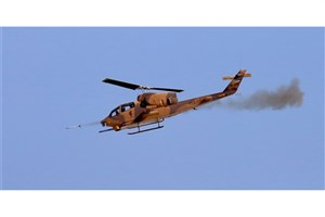 حمله بالگردهای هوانیروز سپاه به اهداف سواحلی در رزمایش پیامبر اعظم
