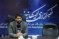 بازدید مدیرعامل موسسه علمی آموزشی رزمندگان اسلام از خبرگزاری ایسکانیوز
