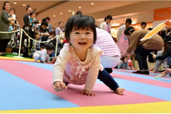 کاهش بیسابقه نرخ تولد در ژاپن