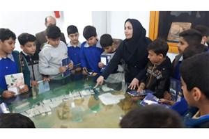 برگزاری تور رایگان برای دانش آموزان توسط  پایگاه میراث جهانی شوش