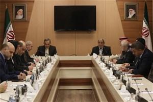دکتر ولایتی با رئیس فراکسیون پارلمانی حماس دیدار کرد