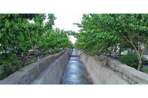 سطح آب مسیلهای امام علی (ع) و ابوذر فروکش کرد