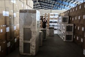 لوازم خانگی خارجی  به ارزش 5 میلیارد در لرستان کشف شد