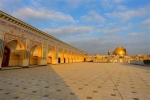 آخرین مراحل اجرایی  طرح توسعه صحن و شبستان حضرت زهرا (س)