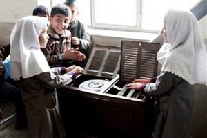 جمعآوری بخاریهای نفتی مدارس تا اول مهر