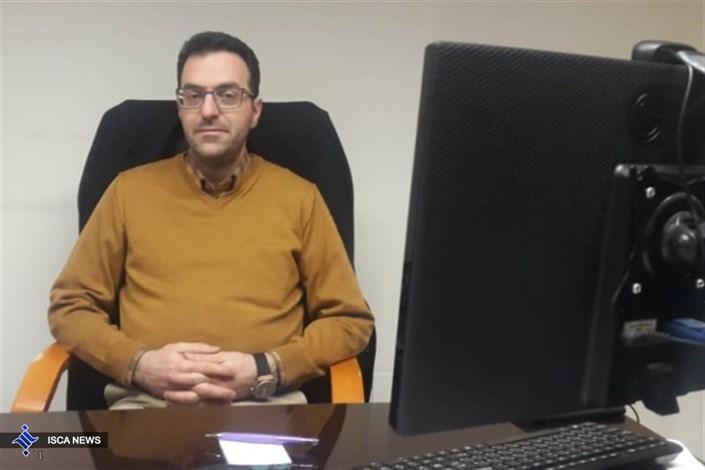 حمیدرضا پیرمراد معاون توسعه مدیریت و منابع پژوهشگاه نیرو