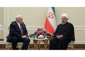 توسعه هر چه بیشتر روابط با جمهوری آذربایجان برای ایران حائز اهمیت است