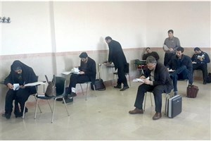 شرکت 75 نفر در آزمون جامع دانشگاه آزاد اسلامی اردبیل