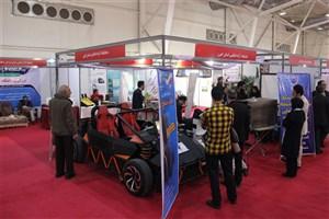 18 محصول از شرکت های دانش بنیان واحدهای استان البرز به نمایش گذاشته شد