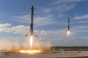 اولین مأموریت فضایی امنیتی آمریکا انجام شد