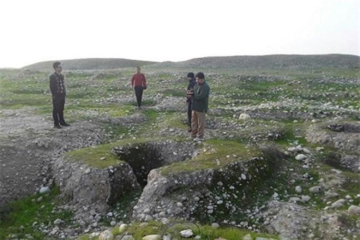 مرمت محوطه باستانی ارجان و چگاسفلی