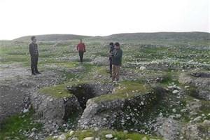 آسیبشناسی و مرمت محوطه باستانی ارجان و چگاسفلی در خوزستان