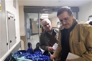 7 نفر از دانشجویان بستری شده حادثه علوم و تحقیقات در بیمارستان امام خمینی ترخیص شدند