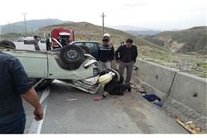 سه حادثه رانندگی در فارس 3 کشته و 8 مصدوم  به جای گذاشت