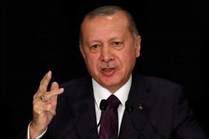 اردوغان دولت سوریه را به جنگ روانی متهم کرد