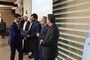 Ardabil IAU Researchers Make Honor in Awarding Top Researchers Ceremony