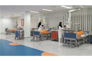 کمبود ۵۰ درصدی تختهای مراقبتهای ویژه در کشور