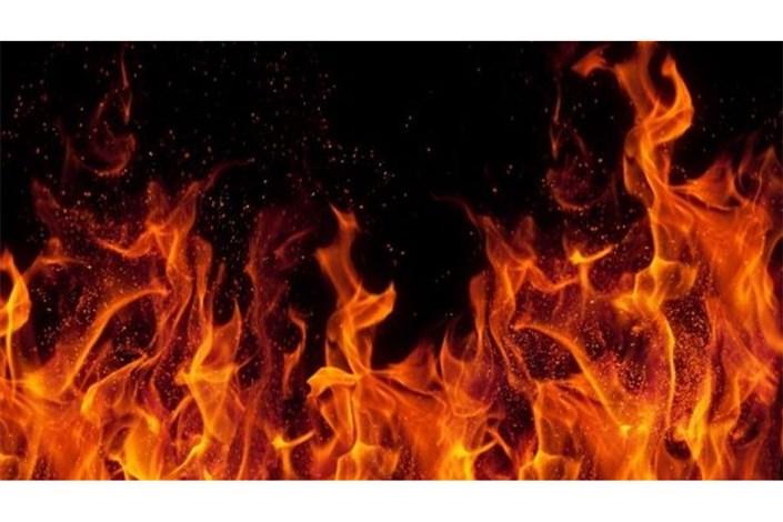 مردمعتاد 3 نفر را  به آتش کشید
