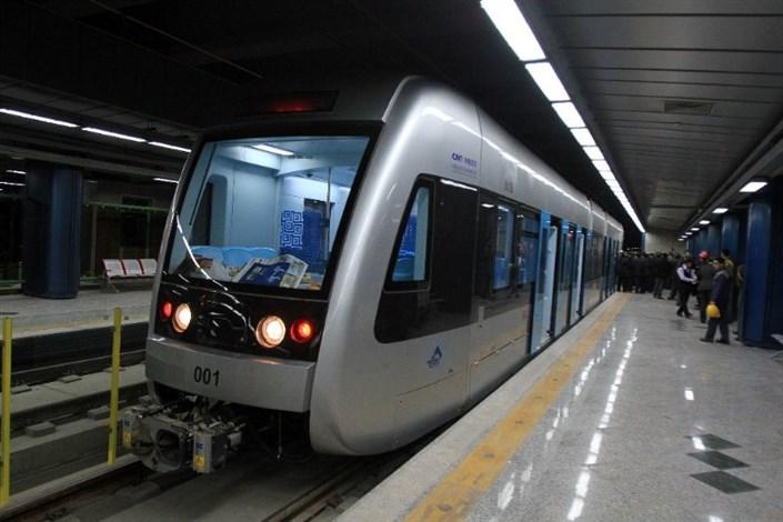 آخرین وضعیت تکمیل خط 7 مترو/تجهیز ایستگاه هلالاحمر به پلهبرقی