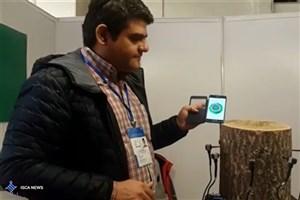 پای درختان به سیتی اسکن باز شد/ ساخت دستگاه «توموگرافی»