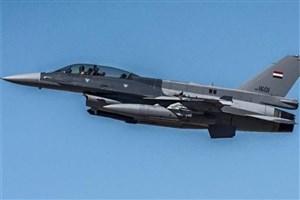 بمباران مواضع داعش در سوریه توسط ارتش عراق