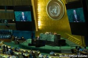 اسرائیل بی اعتبارترین عضو سازمان ملل است