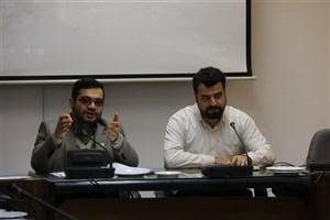 برگزاری حلقه صالحین به مناسبت 9 دی در واحد لاهیجان