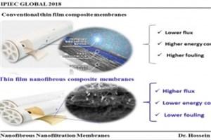 نسل جدید غشاءهای نانوفیلتراسیون بر پایه نانوالیاف پلیمری ساخته شد