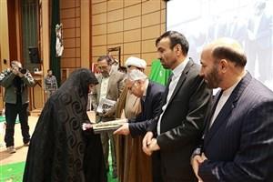 همایش بسیج، اقتدار و شهادت در دانشگاه آزاد اسلامی تهران مرکزی برگزار شد