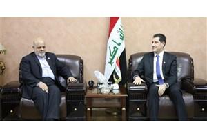 تقویت روابط اقتصادی محور دیدار سفیر ایران با وزیر برنامهریزی عراق
