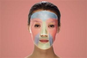 تولید نقشه دیجیتال سهبعدی از چهره شخص