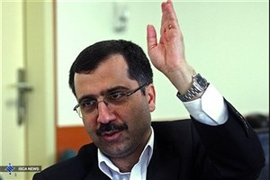 آخوندزاده: بودجه وزارت بهداشت کاهش نیافته است/تحریم های مالی  مساوی با تحریم علمی