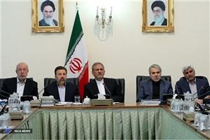 برگزاری جلسه شورای عالی علوم تحقیقات و فناوری با حضور غلامی و طهرانچی