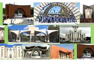 کدام دانشگاههای کشور در رتبهبندیهای بینالمللی مقام کسب کردهاند