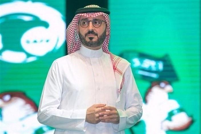 قصی الفواز، رئیس فدراسیون فوتبال عربستان