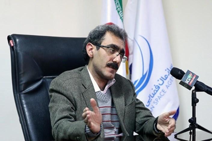 علی صادقی نایینی سرپرست معاونت توسعه کاربرد و خدمات فضایی ایران