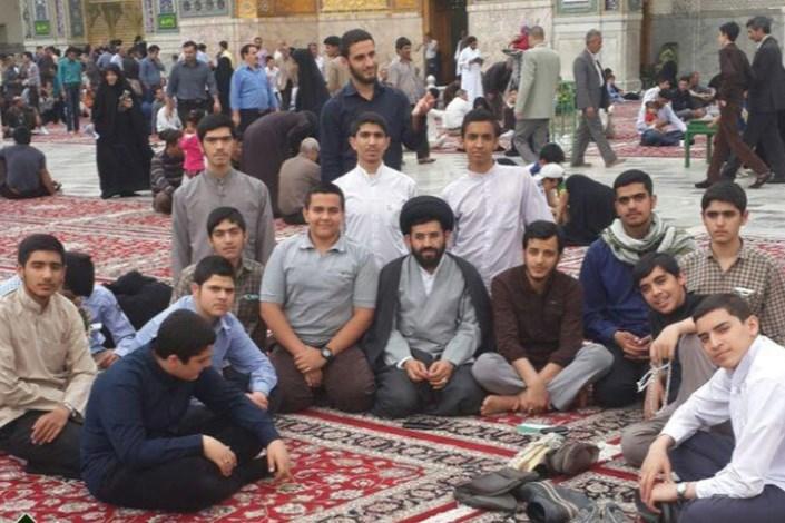 حضور  ۸۰۰ طلبه در مدارس تهران